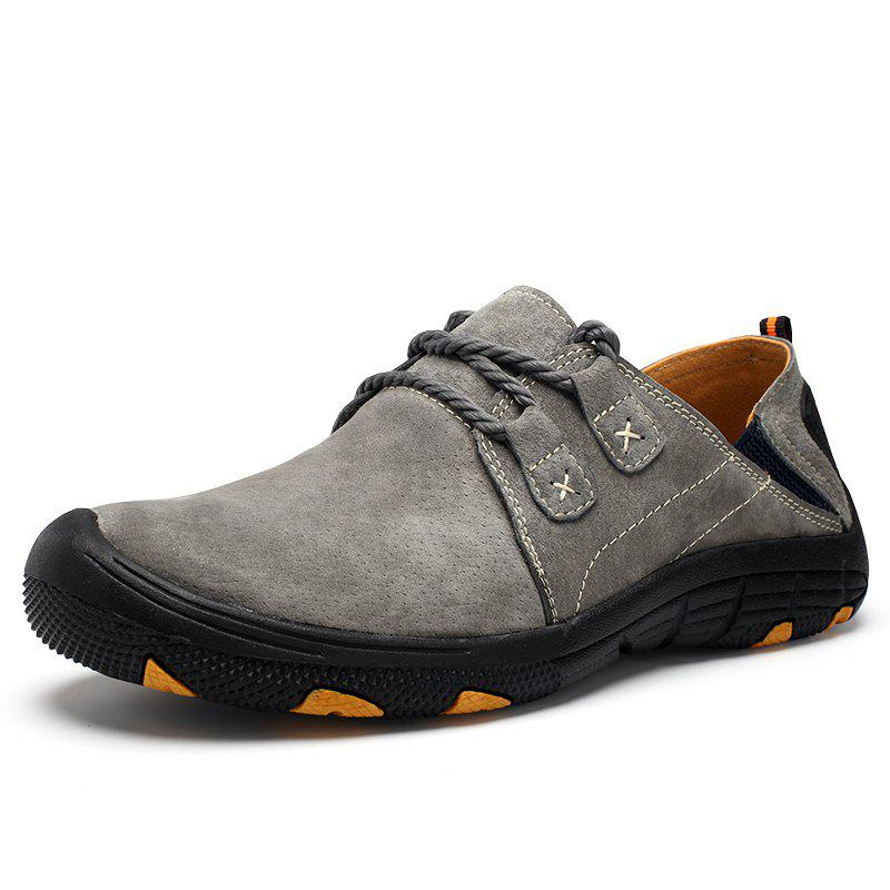 Trendy 9large Size Outdoor Hiking Shoes Single Shoes