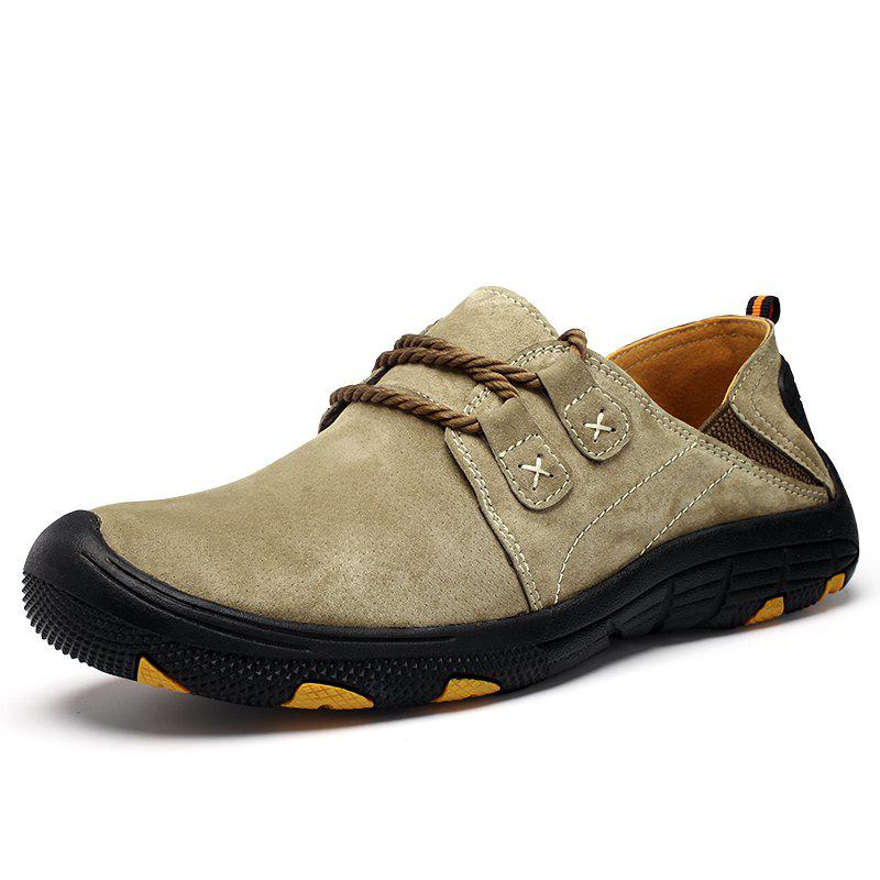 Online 9large Size Outdoor Hiking Shoes Single Shoes