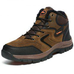 plus Cotton High Hiking Shoes -