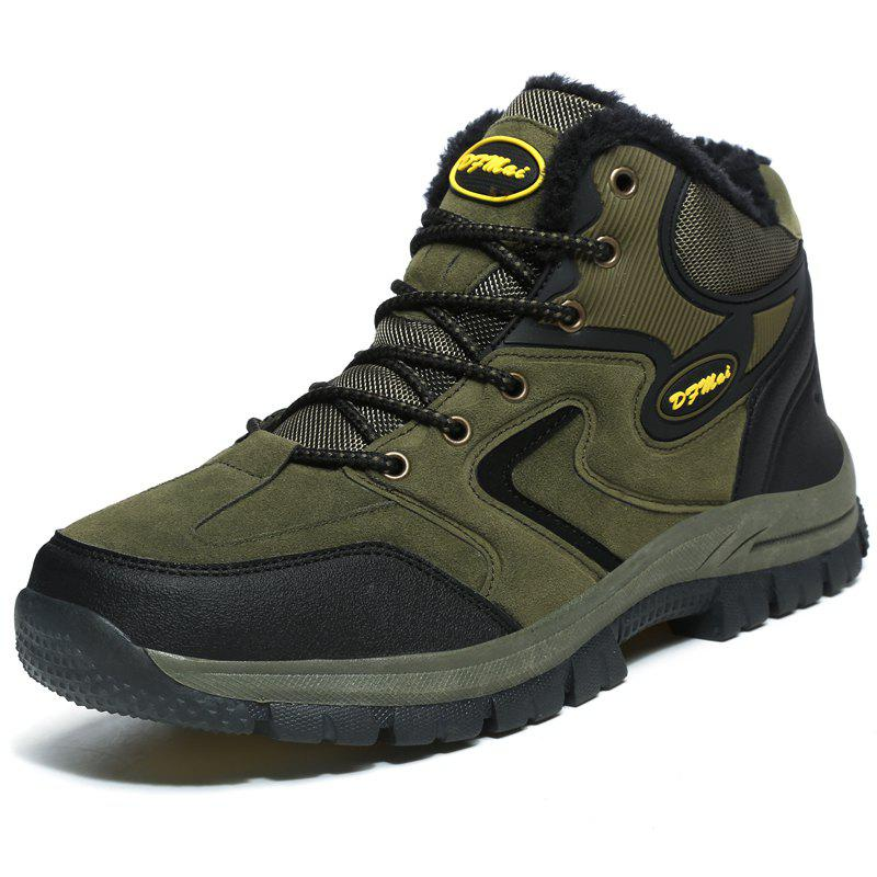 Chic plus Cotton High Hiking Shoes
