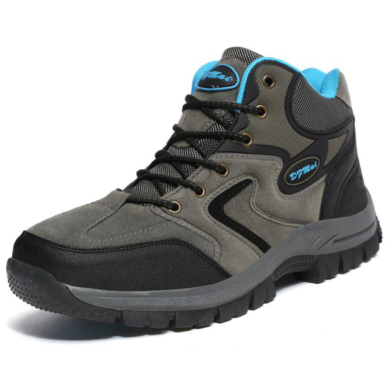 Outfits Hiking Shoes Waterproof Wear-Resistant High Help Couple Models