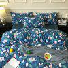 Full Cotton Sueding Bedding Set -Paradise -