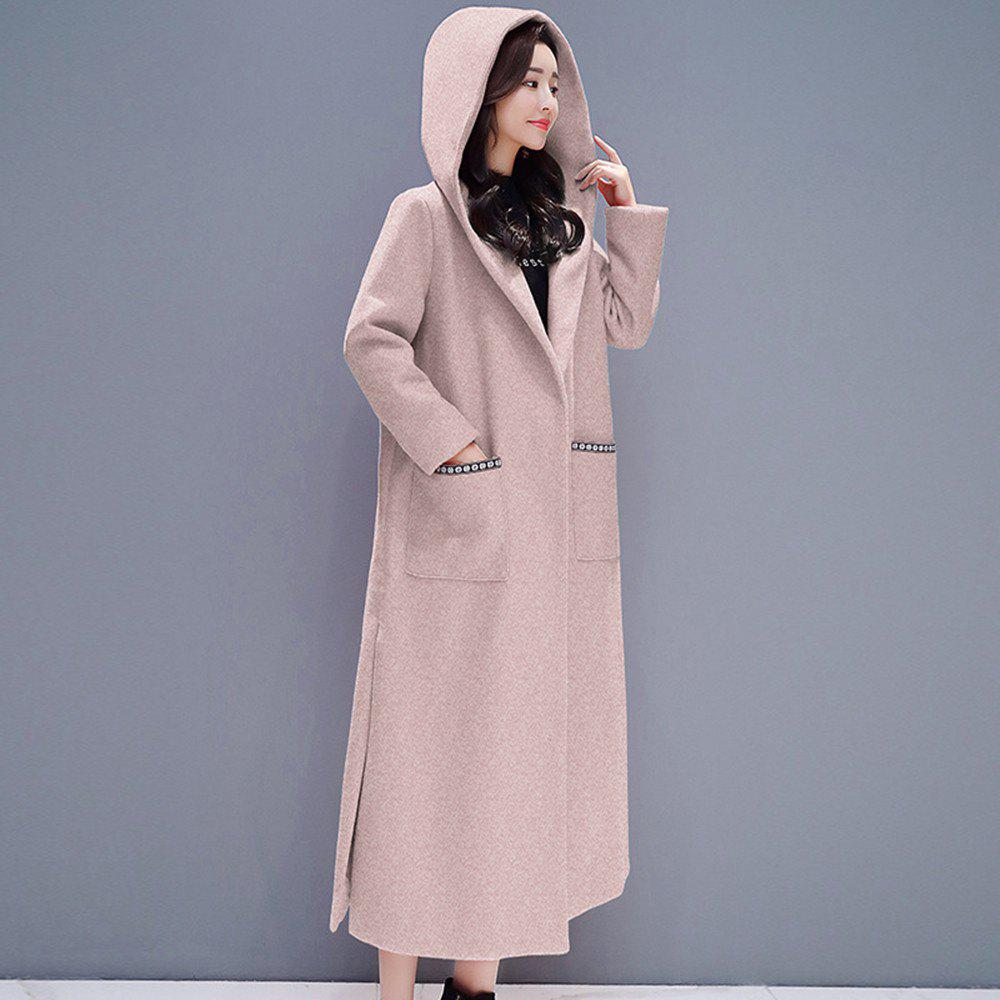 Best Baggy Long and Thick Hooded Overcoat