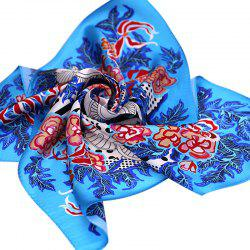 Yueor Mulberry Mulberry Silk Crepe Satin Scarf -