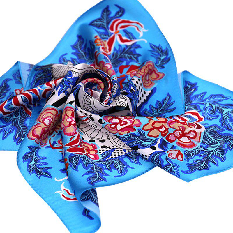 Shops Yueor Mulberry Mulberry Silk Crepe Satin Scarf