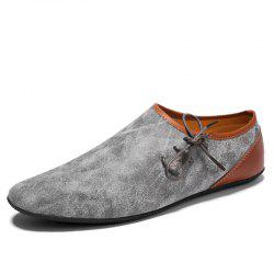 British Style Men'S Casual Shoes -