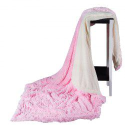 Velvet Mink Blanket Office Sofa Sleeping Blanket Bedroom Sheets -