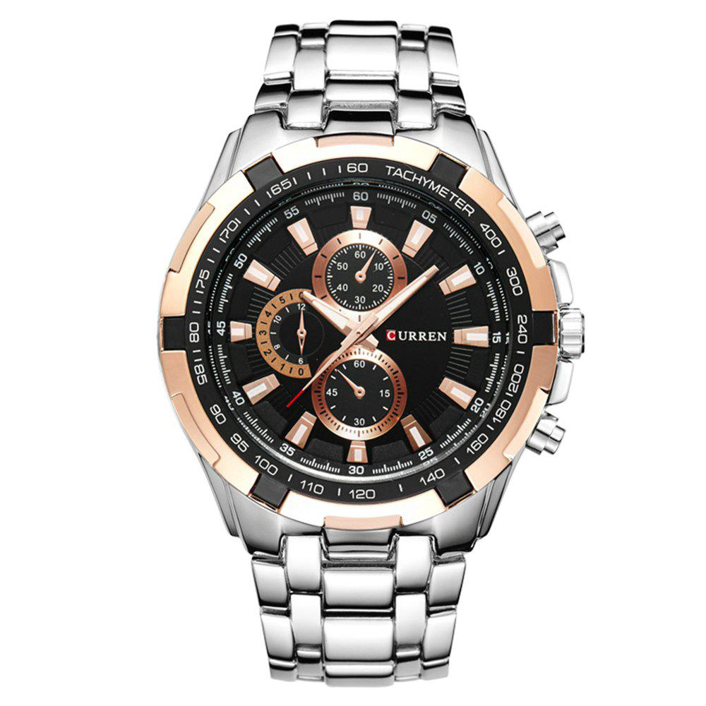 Fancy Fashion Men's Watch 8023 CURREN