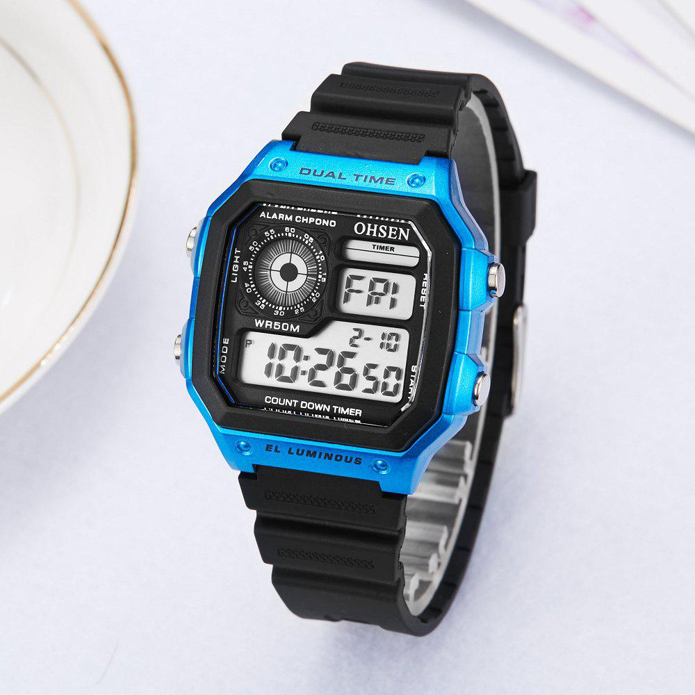 Shops Multi-Function LED Electronic Watch