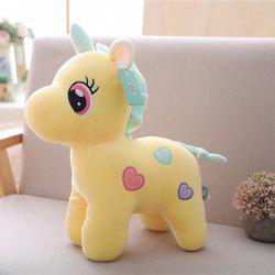 Red Youth Cute Plush Toy for Child and Girl Soft and Safe -