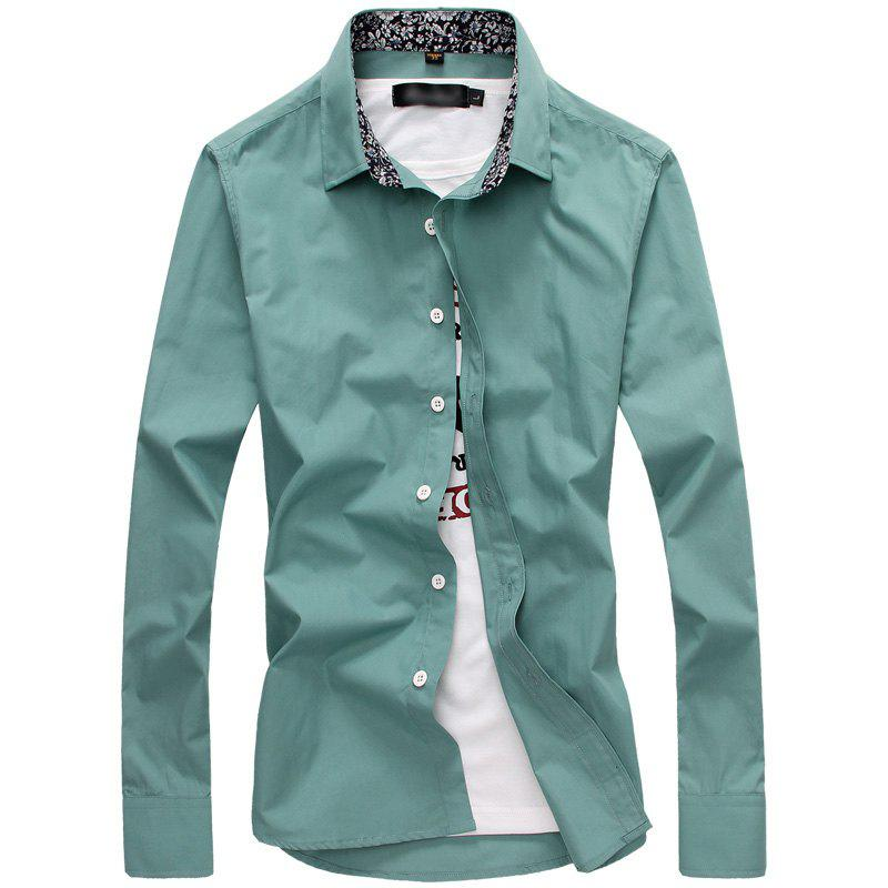 Buy Fashion and Business Man'S Long Sleeve Shirt