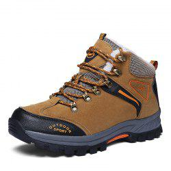 Men Trendy Autumn Winter Style Lace-Up Casual Fashion Outdoor Shoes -