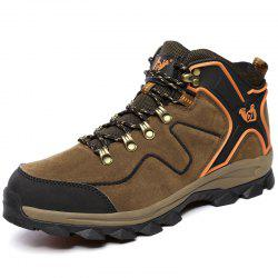 Men Fur Insol Autumn Winter Big Size Camouflage Casual Warm Outdoor Ankle Boots -