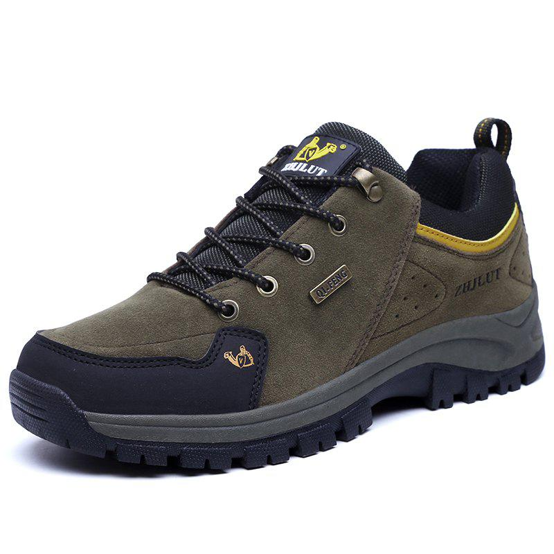 Discount Men Autumn Winter Big Size Camouflage Casual Warm Outdoor Shoes
