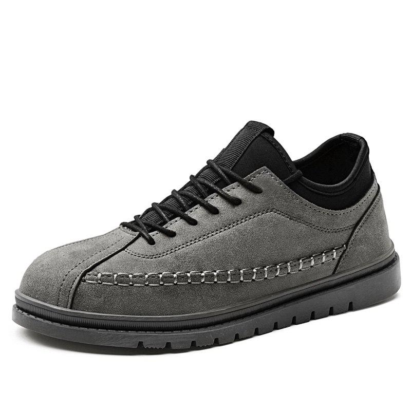 Best Men Classic Sneakers Leisure Breathable Casual Plus Size Fashion Shoes