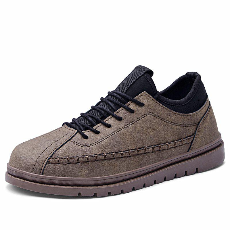 Outfits Men Classic Sneakers Leisure Breathable Casual Plus Size Fashion Shoes