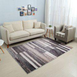 Soft Floor Mat Fashion Modern Style Color Block Living Room Bedroom Carpet Rug -