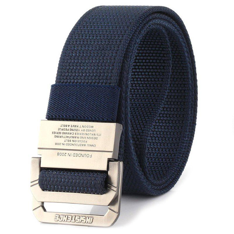 Hot New Double Loop  Fashion Belt For Men And Women