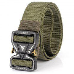 ENNIU New Two-way Cobra Nylon Men's Tactical Belt -