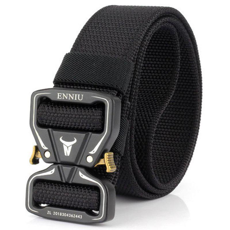 Fashion ENNIU New Two-way Cobra Nylon Men's Tactical Belt
