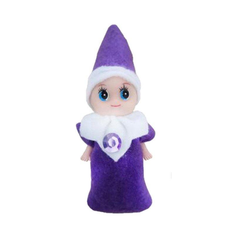 Discount New Xmas Elf Baby Plush Toy Christmas Dolls for Christmas Decoration