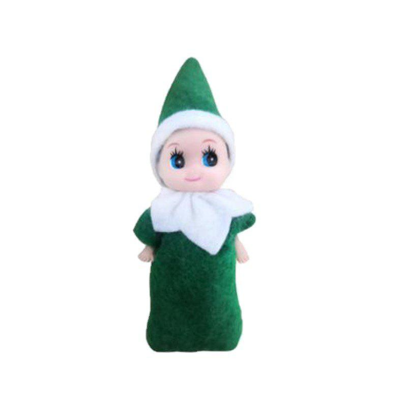 New New Xmas Elf Baby Plush Toy Christmas Dolls for Christmas Decoration