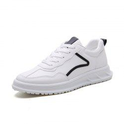 Chaussures Sneakers pour hommes Chaussures blanches - Blanc EU 44