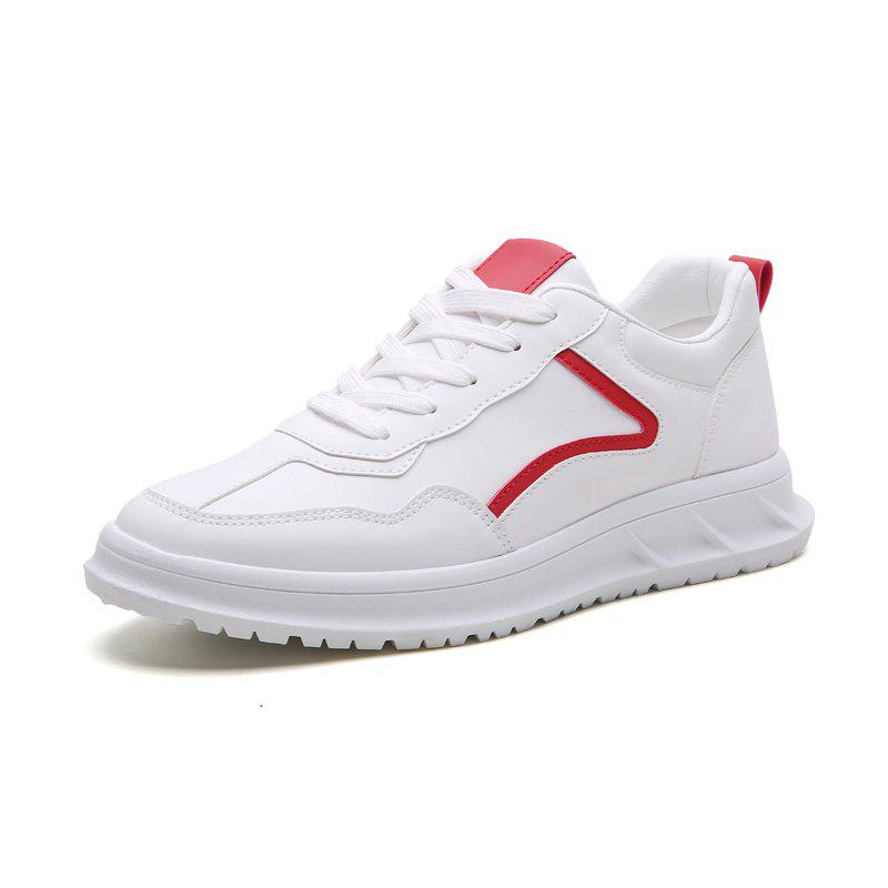 Fashion Men'S Sneakers Shoes White Shoes