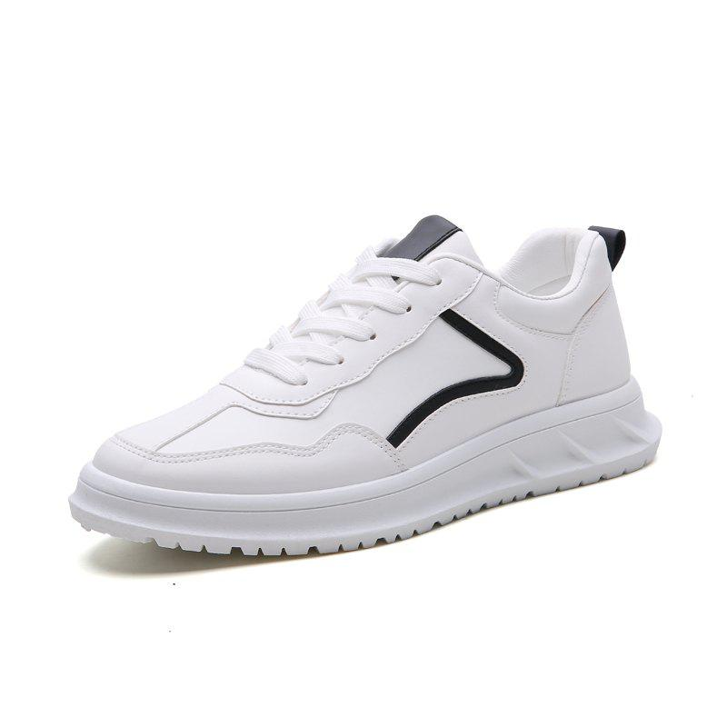 Chaussures Sneakers pour hommes Chaussures blanches