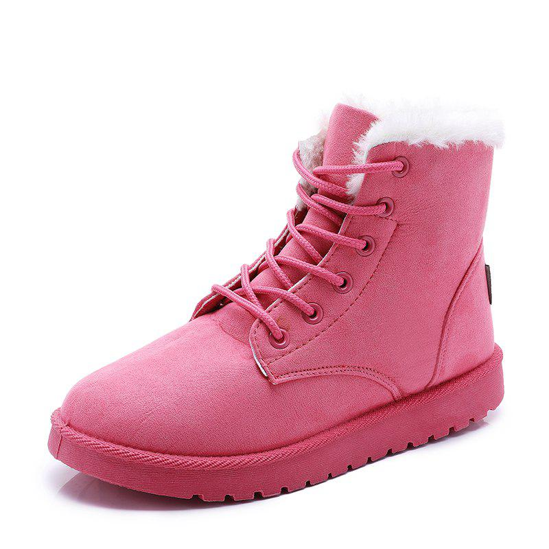 New Winter Women'S Shoes High To Help Warm Snow Boots Boots
