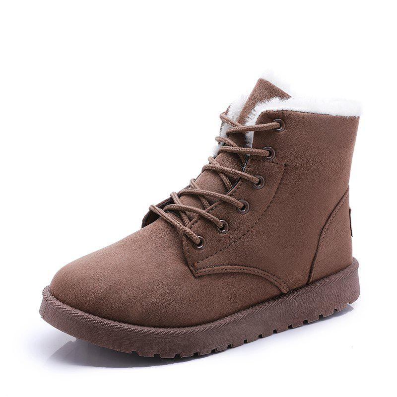 Sale Winter Women'S Shoes High To Help Warm Snow Boots Boots