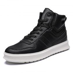 Chaussures montantes Chaussures de sport pour hommes Chaussures British Wind -