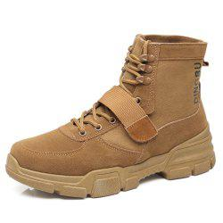 Men'S Fashion Trends Casual Work Boots -