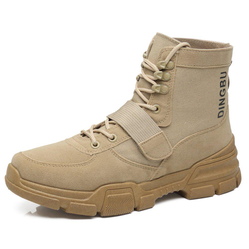 Cheap Men'S Fashion Trends Casual Work Boots
