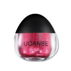 UCANBE Brand Face Body Glitter Paste Cream Makeup Gold Silver Diamond Highlighte -