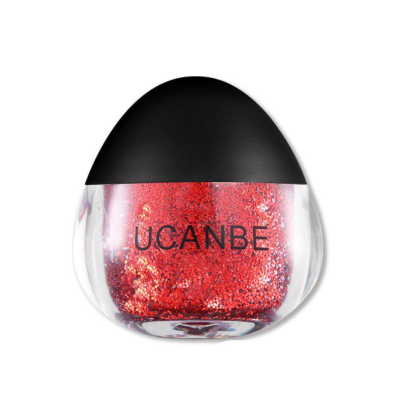 Outfits UCANBE Brand Face Body Glitter Paste Cream Makeup Gold Silver Diamond Highlighte