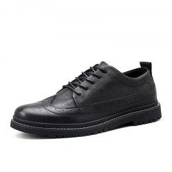 Bullock Men Low-Cut Casual Oxford Shoes -