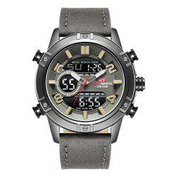 KAT-1807 Business Men Watch Waterproof Sport Watch Outdoor -