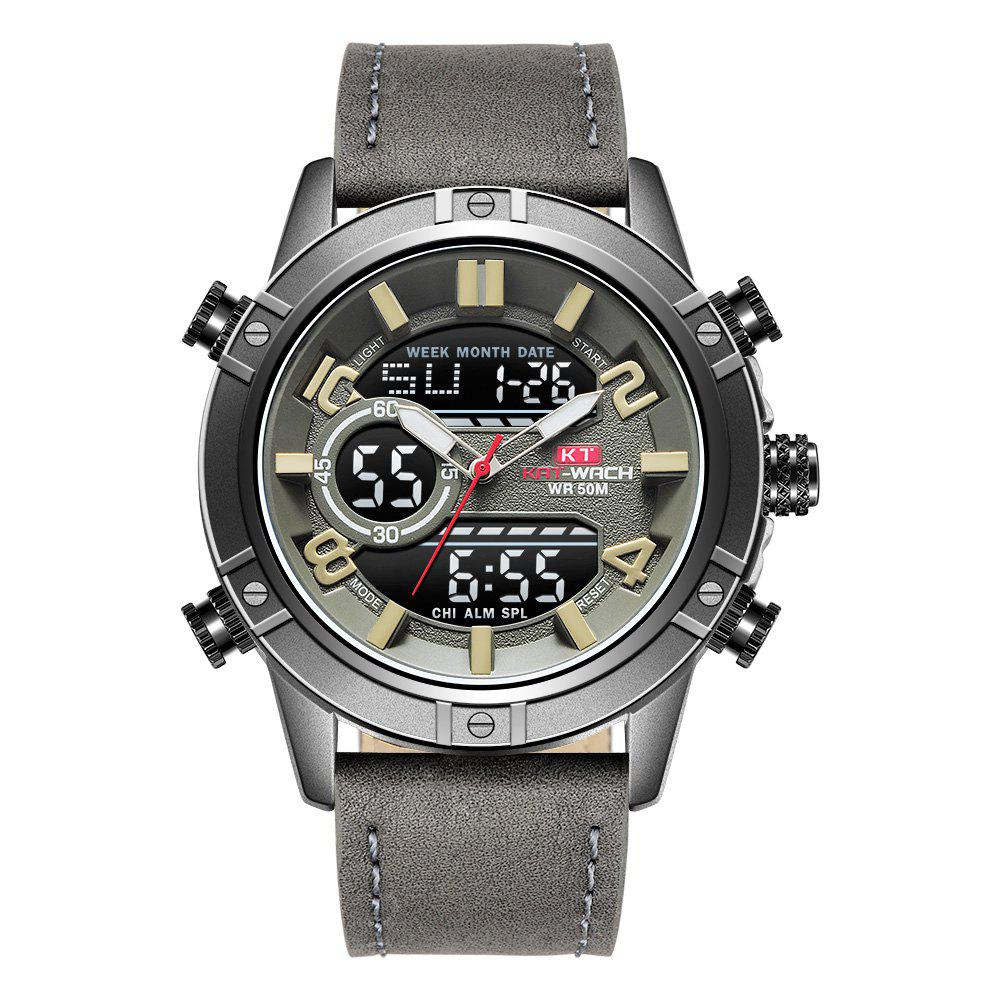 Chic KAT-1807 Business Men Watch Waterproof Sport Watch Outdoor