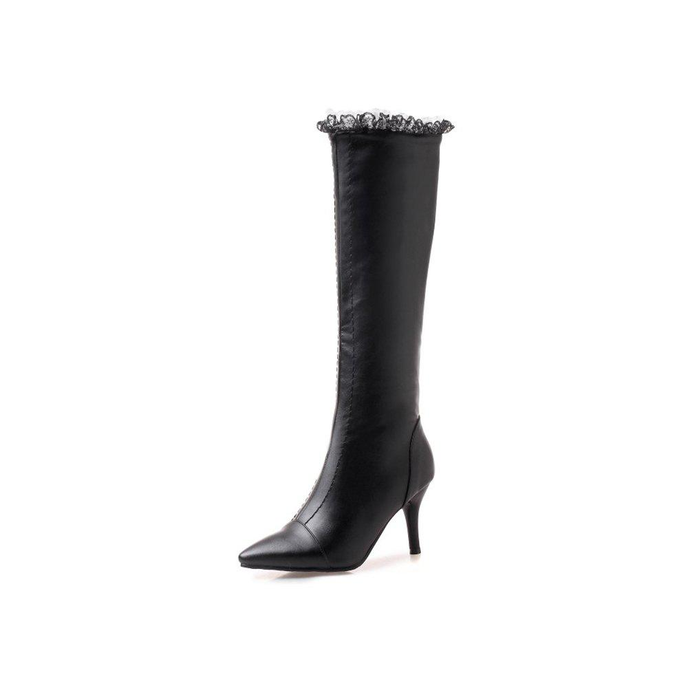 Buy Autumn and Winter Pointed Stiletto Boots with High Heel Women'S Boots