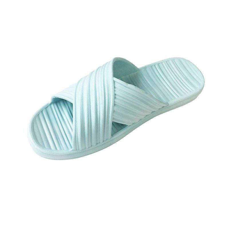Online Home Story Anti-Skid Bathroom Slippers