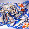 Yueor Mulberry Silk Autumn Winter  Silk  Ladies Silk Scarf -
