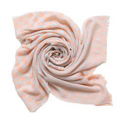 Yueor Autumn And Winter New Silk Wool Scarf -