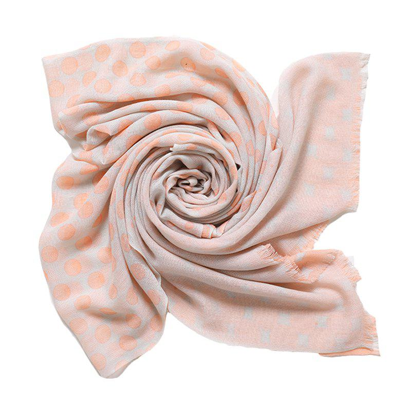 Discount Yueor Autumn And Winter New Silk Wool Scarf
