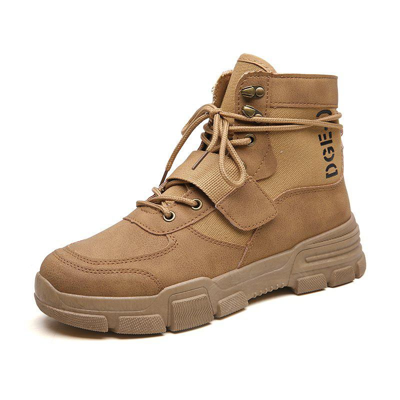 Online Stylish Men'S Boots Comfortable Snow Boots
