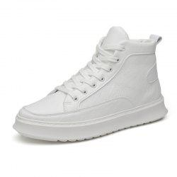 Fashionable Gaobang Simple Casual Men'S Shoes -