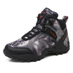 Gaobang Camouflage Boots Men'S Outdoor Climbing Shoes -
