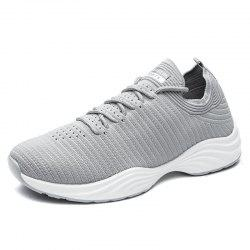 ZOSDON One-Piece Flying Woven Lightweight Shoes Jogging Sneakers -