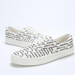 ZOSDON Classic Printed Casual Shoes -