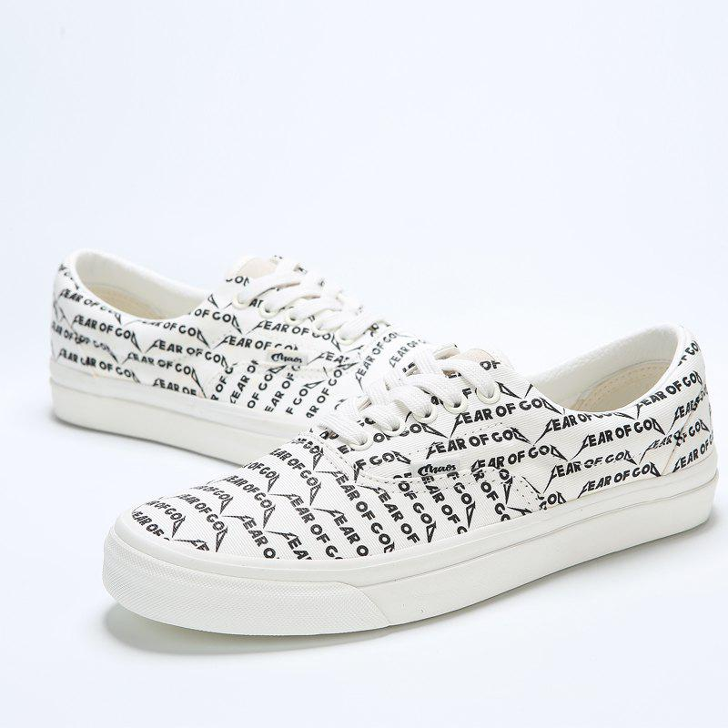 Chic ZOSDON Classic Printed Casual Shoes